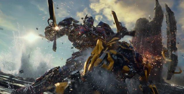 Transformers 5 El último caballero