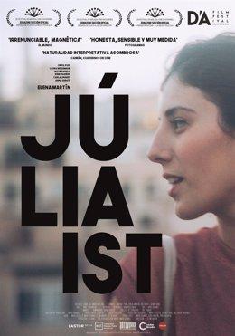 Júlia Ist cartel película