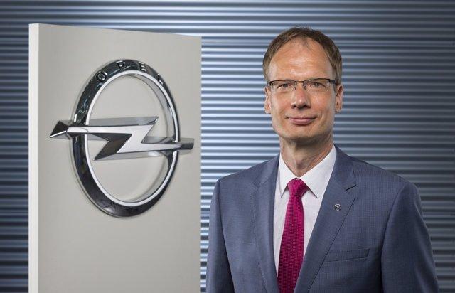 Michael Lohscheller, nuevo CEO de Opel