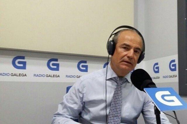 Director general de Coren, Emilio Rial