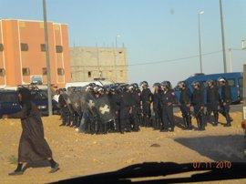 """El Polisario denuncia la """"represión violenta"""" de manifestaciones en El Aaiún"""