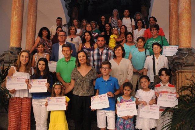 Premiados en el Concurso de Dibujos y Relatos Cortos 8 de marzo por la Igualdad
