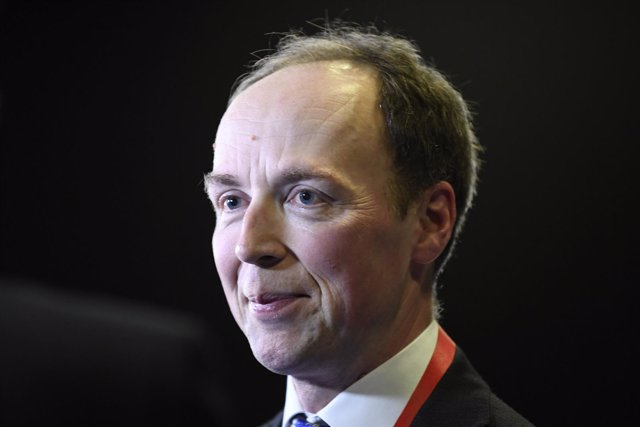 Jussi Halla-aho, líder del ultraderechista Partido de los Finlandeses