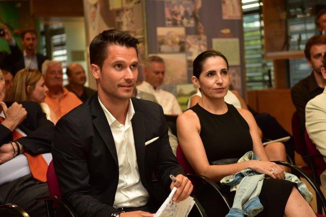 Jordi Tamayo, nuevo presidente de la Federación Catalana de Tenis