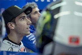 """Rins: """"Mi prioridad era recuperar el 'feeling' de pilotar una MotoGP"""""""