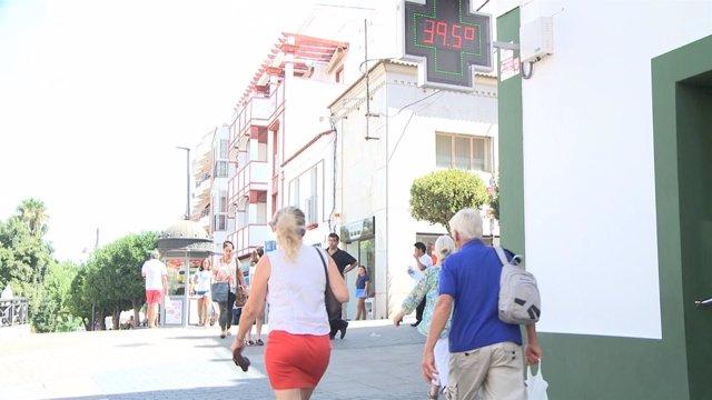 El calor se instala y permanecerá con máximas de hasta 40ºC