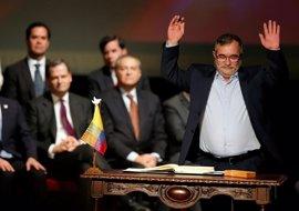 'Timochenko' anuncia que las FARC entregarán este martes otro 30% de sus armas a la ONU