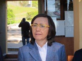 Rosa Aguilar condena el caso de violencia de género en Granada y recuerda la necesidad de denunciar