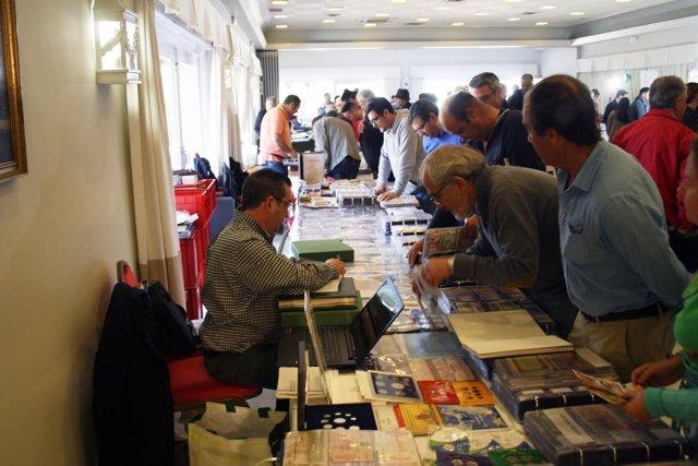 Salón Internacional de Numismática, Filatelia y Coleccionismo