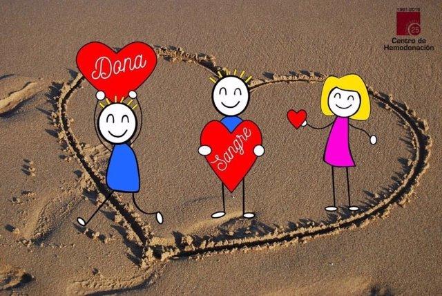 El Centro Regional de Hemodonación anima a los murcianos a donar sangre