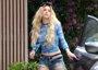 Foto: Bella Thorne pillada con un 'streetstyle' de lo más rockero en las calles de Los Angeles