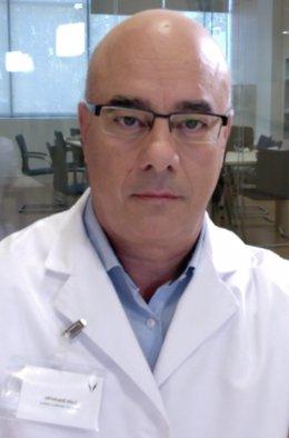 Doctor Luis Izquierdo, genetista médico