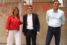 """Canal Sur TV emitió el debate del PSOE porque las primarias levantaron """"un interés muy especial"""""""