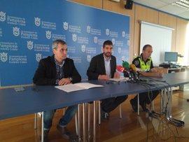 Remodeladas las dependencias de Policía Municipal de Pamplona