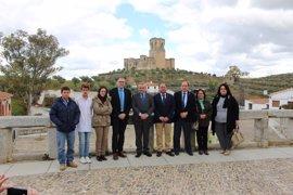 Cultura licita, por 1,3 millones, las obras para restaurar el Castillo de Belalcázar