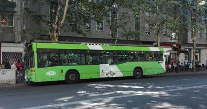"""El sector del transporte colectivo propone un """"billete gris"""" en vez de viajes gratis en días de contaminación"""