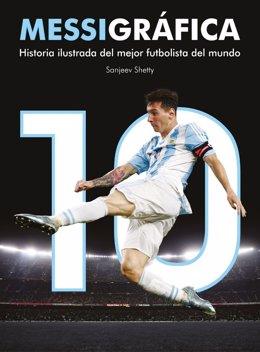 MessiGráfica, libro sobre Leo Messi