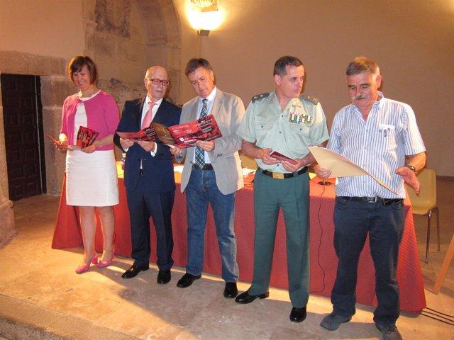 SG: Pilar Sanz, Acebo, Vázquez José Ramírez Y Martín