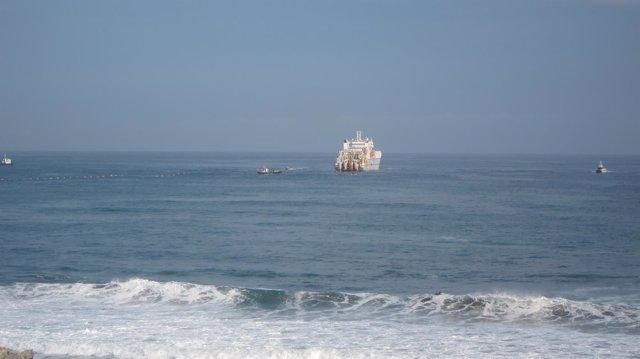 Cable submarino Marea