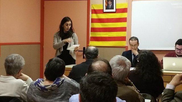 Núria Balada, Antoni Vives (PDeCAT)