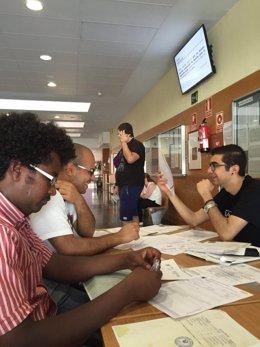Programa de la UCM para la acogida de refudiados