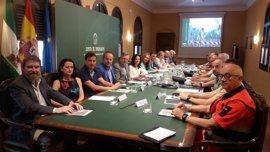 La delegada de la Junta destaca la profesionalidad y operatividad del Infoca en Córdoba