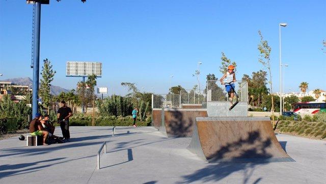 Skate de Estepona