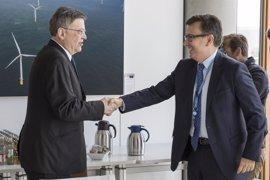 """Puig busca """"recuperar la confianza"""" del BEI en las instituciones valencianas para abordar nuevos proyectos e inversiones"""