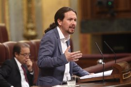 Iglesias quiere referéndum y derecho a decidir para Cataluña y abre la puerta a un Estado confederal