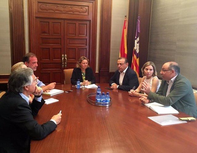 Calvià y Delegación de Gobierno