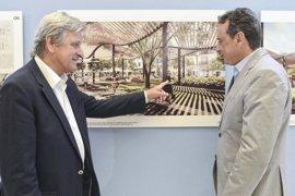Las obras de peatonalización de la plaza Costa del Sol de Torremolinos empezarán en otoño