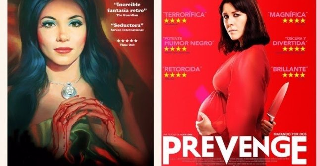 The Love Witch y Prevenge