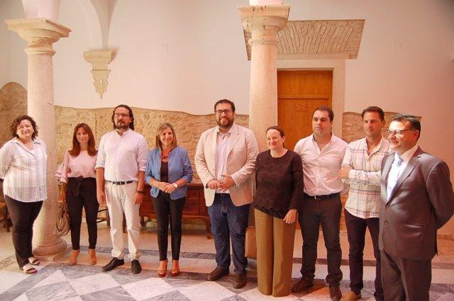 Visita al hotel Medina Sidonia