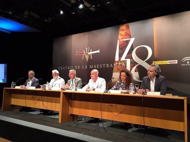 Presentación de la temporada 2017-2018 del Maestranza