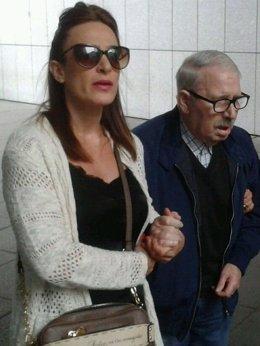 José Ángel Fernández Villa llega al Juzgado de Oviedo por la Operación Hulla
