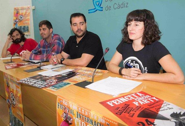Diputación presenta el circo