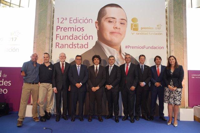 Premios Fundación Randstad 2017