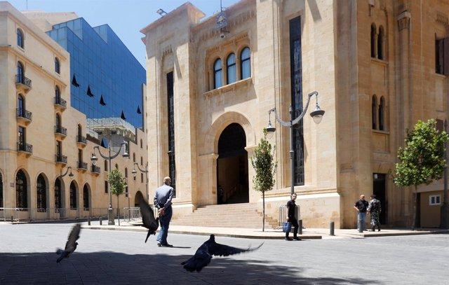 Parlamento de Líbano