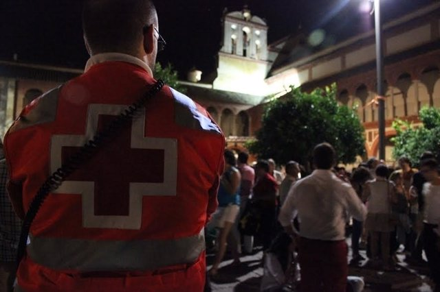 Cruz Roja dará cobertura sanitaria en la 'Noche Blanca del Flamenco'