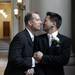 Boda gay en California