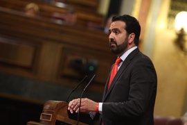 """Moción.- UPN rechaza un Gobierno de Iglesias porque sería como el de Navarra, que apoya Podemos: """"El desgobierno"""""""