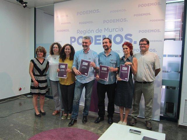 Miembros Más Podemos, Más Profundización Democrática