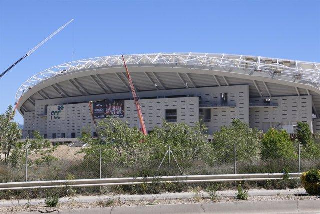 Estadio de la Peineta
