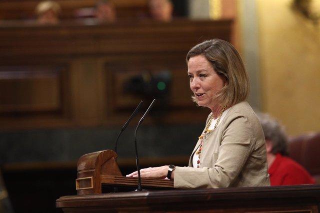 Ana Oramas en el Congreso