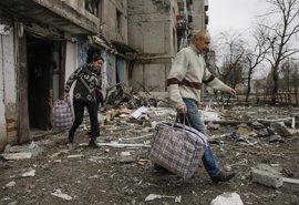 La ONU alerta de que el continuo fracaso del alto el fuego en Ucrania multiplica las hostilidades