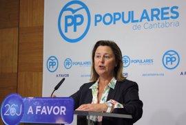 Madrazo (PP): Si alguien vendió Cantabria por su sillón fue Revilla