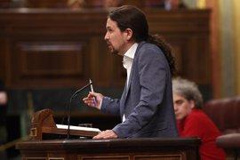 Iglesias invita al PNV a alejarse del PP y buscar un acuerdo que para echar a Rajoy antes de Navidad