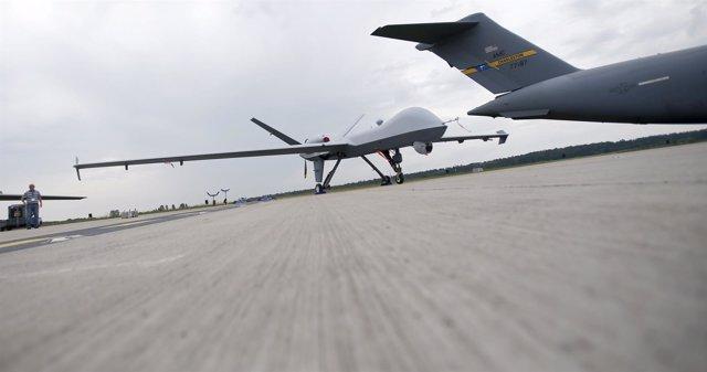 Vehículo aéreo no tripulado ('drone') de Estados Unidos