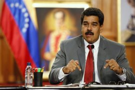 Maduro envía una carta al Papa pidiéndole que medie en la crisis en Venezuela
