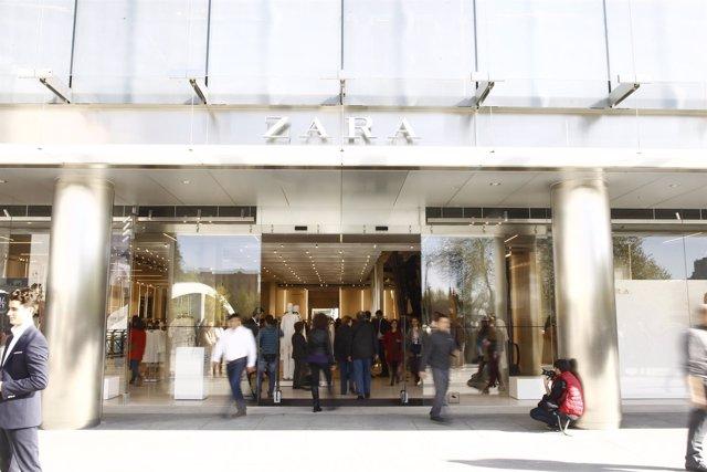 Nueva tienda Zara, la más grande del mundo, junto al Corte Inglés de Castellana
